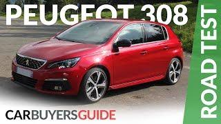 Peugeot 308 2017 Review BlueHDi 130 - Facelift