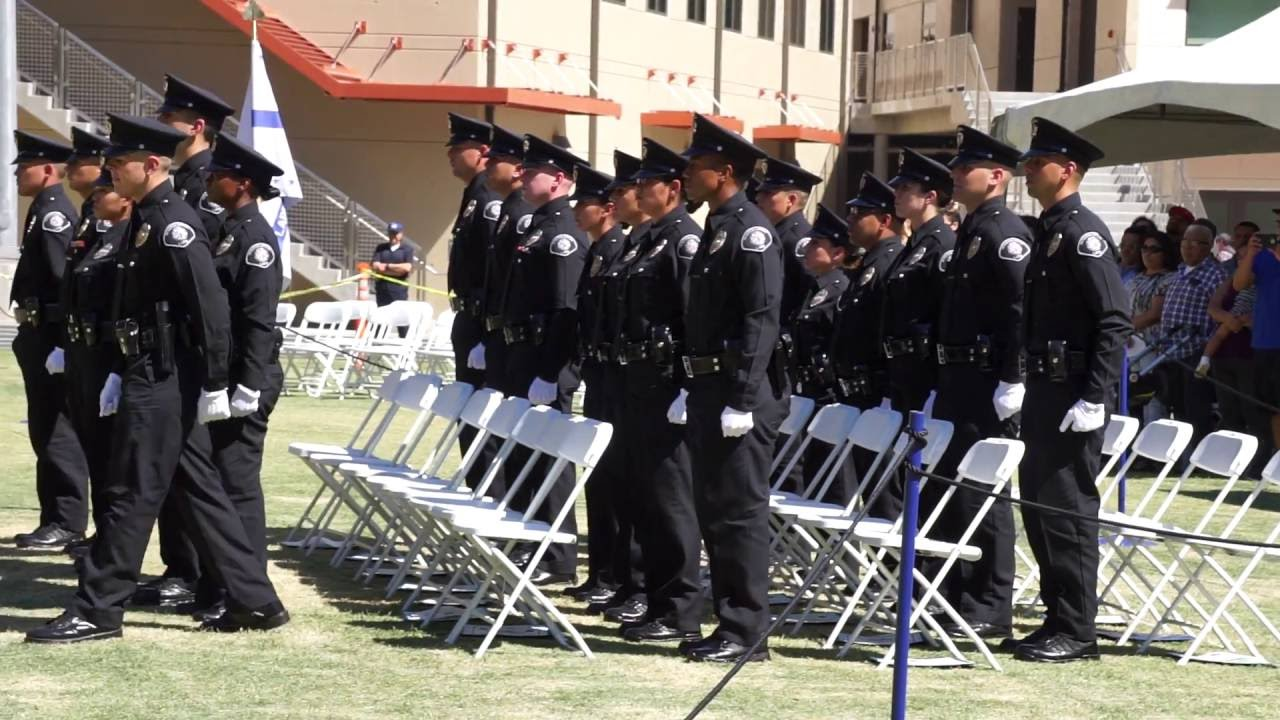 lapd detention officer class 8 16 graduation