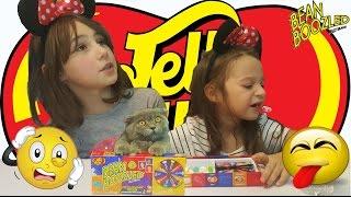 МИНИ МАУС БИН БУЗЛД Челендж.Bean Boozled Chellenge kids В НОВОЙ УПАКОВКЕ РУЛЕТКА JELLY BELLY конфеты