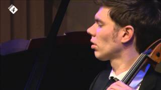 Dutch Classical Talent finale 2014: Joris van den Berg