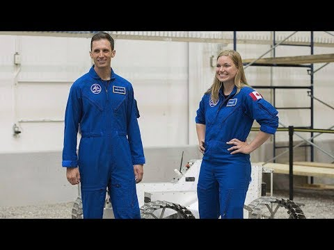 Canada's new astronauts on why they think they were selected
