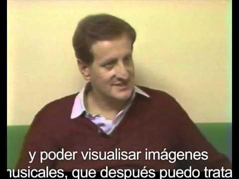 Eduardo Mata en entrevista en EUA