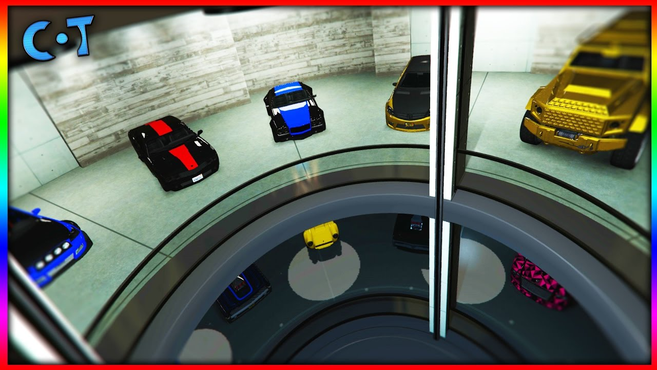 Gta 5 Importexport New Cars Spending Spree Billionaire Office