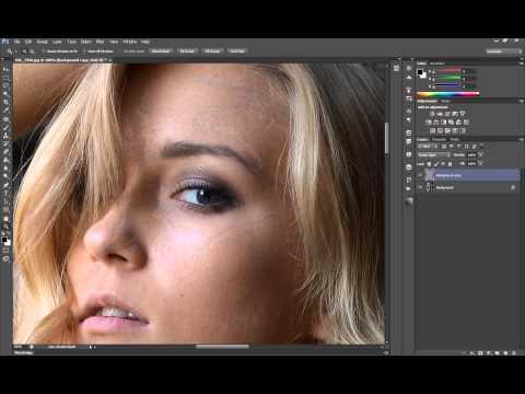 Урок №1. Повышение резкости в Adobe Photoshop (Александр Колбая)