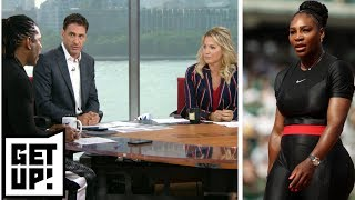 Get Up! reacts to Serena Williams' banned 'catsuit' from the French Open | Get Up! | ESPN