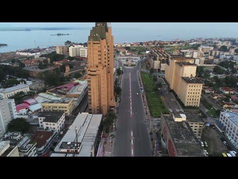 Kinshasa suburbs silenced, as DR Congo battles Covid-19
