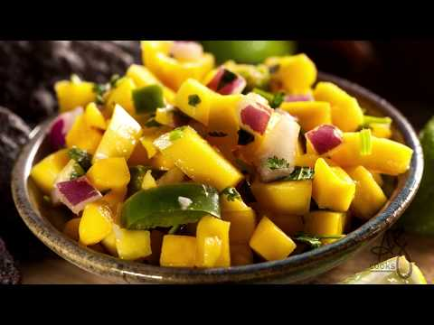 Andrew Zimmern: How To Cut A Mango