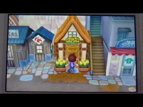 Animal Crossing: New Leaf - Shopping At The Mall, My House, and More!