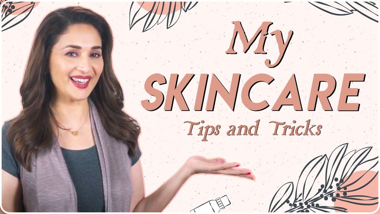 Madhuri Dixit's Skincare Routine | Madhuri Dixit Nene