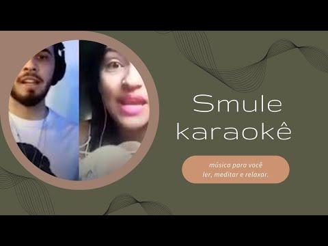 Gustavo Mioto Coladinha em Mim Smule Bruna Skz Cantou melhor que Anita