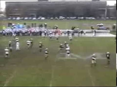 Umass Dartmouth vs. Mass Maritime Academy - 2005 (Cut Film)