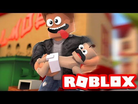 GETTING KIDNAPPED IN ROBLOX