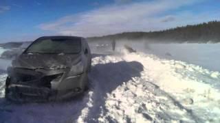 2014 ДТП Лотта   Мурманск HD(автомобильная авария новый, авария новый, ДТП новое, сбои автомобиль новый, новые автокатастрофе, новые..., 2014-04-07T06:15:40.000Z)