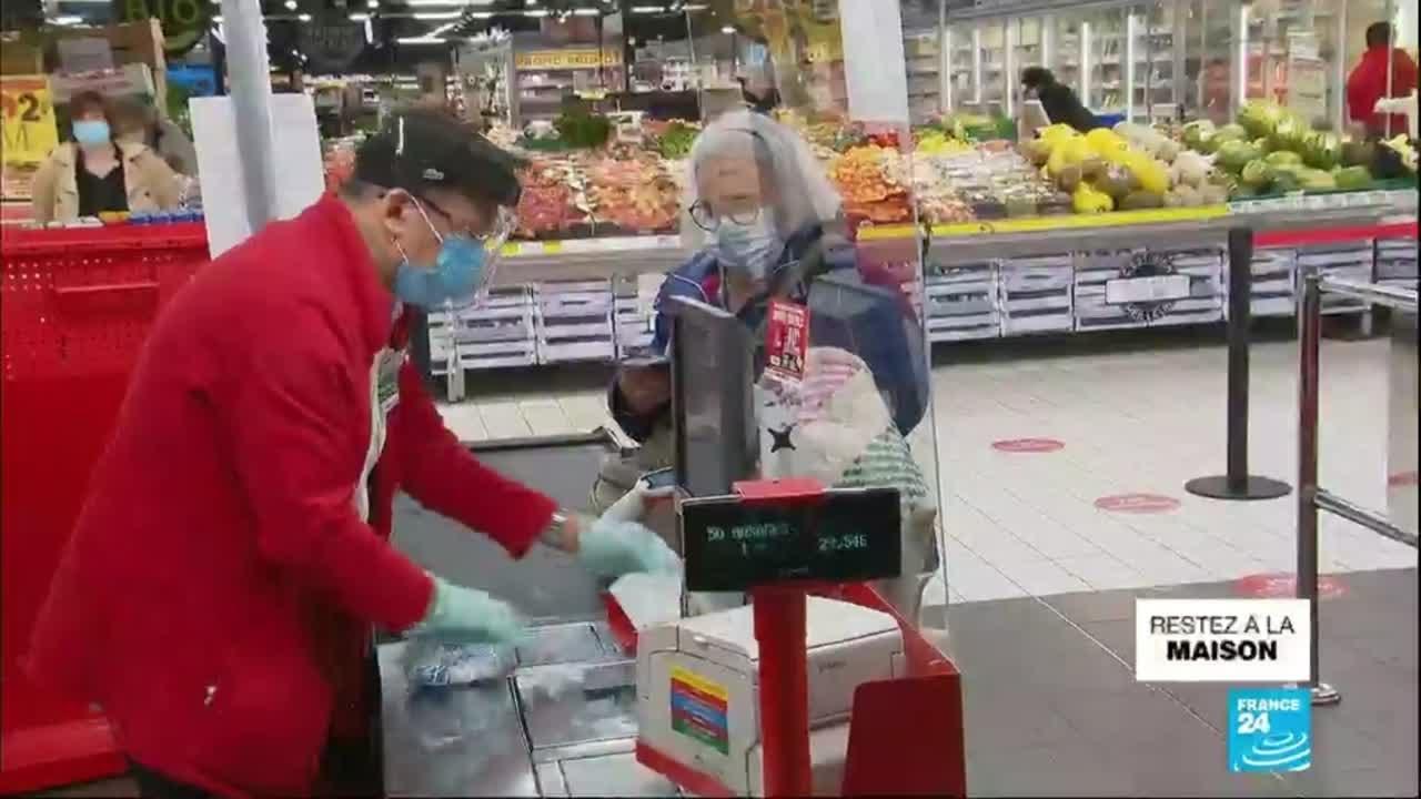 Covid-19 en France : la grande distribution commence les ventes de masques