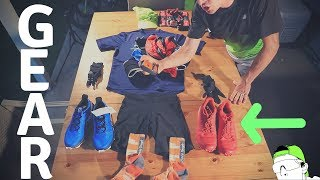 Packing trail running gear, tips and hype!