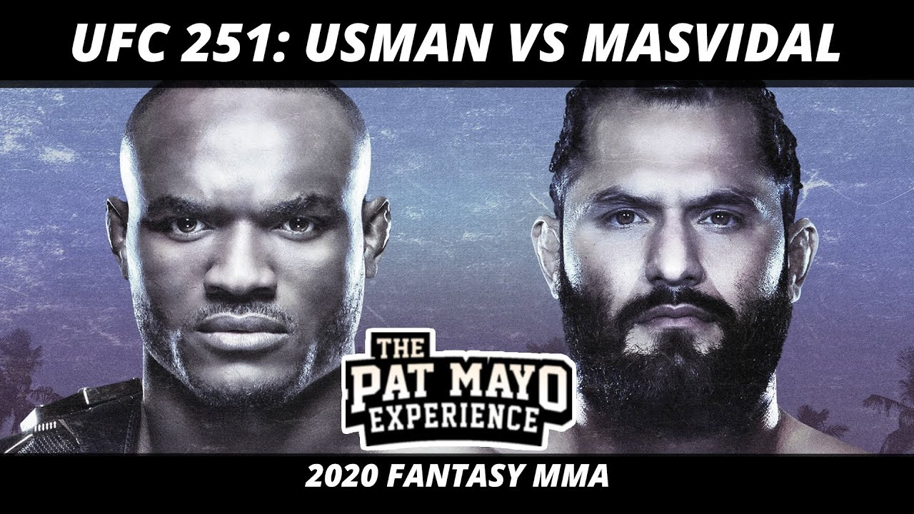 UFC 251: Usman vs. Masvidal predictions, odds, picks: Best bets on ...