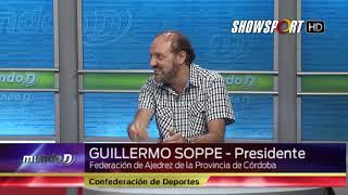 FEDERACIÓN DE AJEDREZ DE LA PROVINCIA DE CÓRDOBA  PRESIDENTE GUILLERMO SOPPE