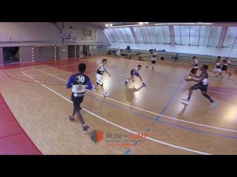 Détection basket USA 2016 - Lille basketball - match 4 matin