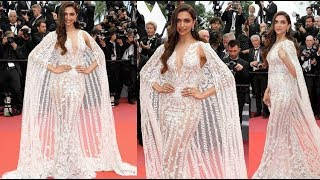 Bollywood Actress Deepika Padukone at Cannes Film Festival