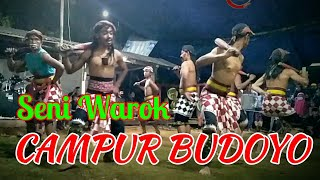Warok - Jathilan CAMPUR BUDOYO ( Nglaris )