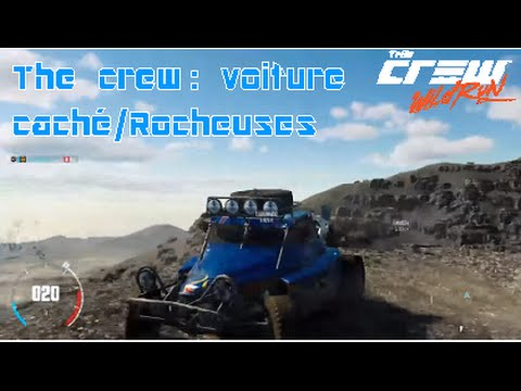 the crew voiture cach rocheuses youtube. Black Bedroom Furniture Sets. Home Design Ideas
