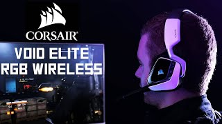 [Cowcot TV] Présentation casque Corsair VOID Elite RGB Wireless