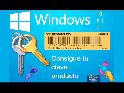 clave windows 7 professional