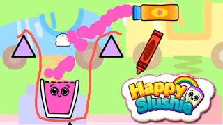 Happy Slushie Mall (Level 1 To 20) Gameplay Walkthrough