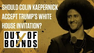 Should Colin Kaepernick Accept Trump