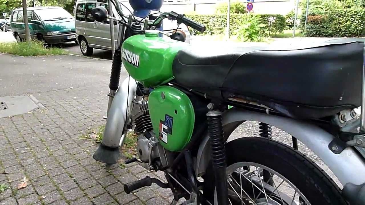 simson s51 moped youtube. Black Bedroom Furniture Sets. Home Design Ideas
