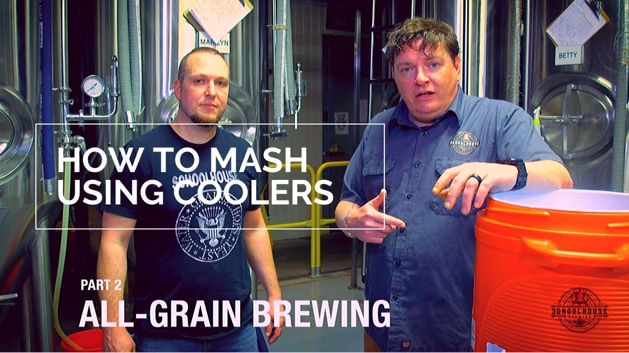 All Grain Brewing Part Deux
