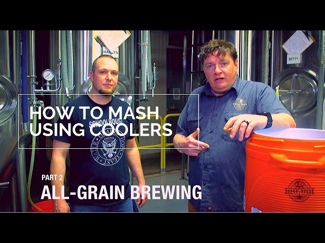 All Grain Brewing for Beginners (Part 2 Using Equipment)