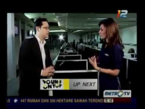 Young On Top: Putra Nababan & Najwa Shihab (Part 1)
