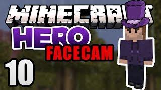 Minecraft HERO #10 - Livestream-Update und Facecam!   Zombey