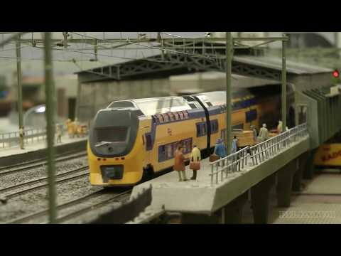 Miniature World Rotterdam - The largest model railway exhibition in the Netherlands