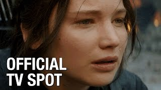 "The Hunger Games: Mockingjay Part 1 (Jennifer Lawrence) Official TV Spot – ""The Choice"""