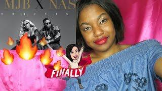 Mary J. Blige ft. Nas – Thriving | Reaction