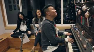 Have A Holly Jolly Jingle Bell Rock ft. Dia Frampton & Marie Digby | AJ Rafael