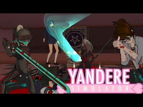 CAN CYBORGS SUMMON DEMONS? & TEACHER SLAVE! | Yandere Simulator Myths