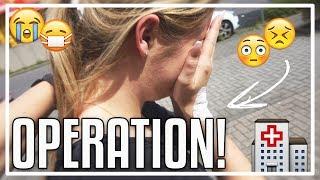 MONE und IHRE OPERATION!😱😭   06.07.2017 - VLOG #42   KOBEXMONE