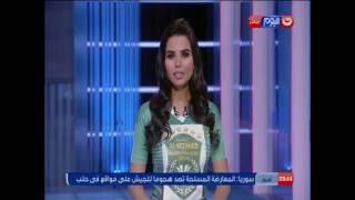 النشرة_الرياضية | الأخبار العربية : نادى الشعب الإماراتي يضم عمر النجدي مهاجم المقاصة لمدة موسم