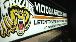 Victoria Grizzlies Jr A Hockey Team