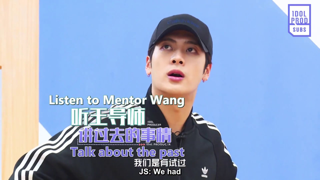 [ENG] 180131 Idol Producer EP3 Preview: Jackson Wang Teaches the Secret to  Preventing Colds