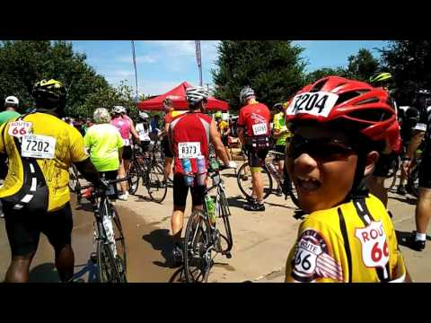 OrangeKnight YT finishes 100 Kilometres at the HHH in Whichita Falls Texas