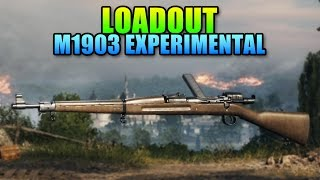 Loadout M1903 Experimental - Not Your Typical Sniper | Battlefield 1 Scout Gameplay thumbnail