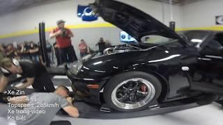 CVlog 41: Tham quan lò độ xe Mỹ, xem Dyno test Supra 1000hp
