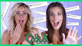 Q&A // KADA PLANIRATE DECU? / JEL OBJAVLJUJETE PESMU? /GDE JE NESTAO MARKO?