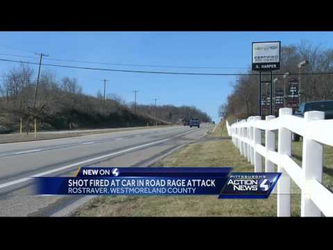 Road rage ends in gunfire on Route 51 in Rostraver Township