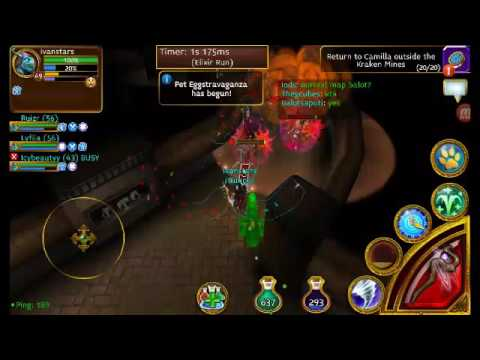 Arcane Legends | Eggstravaganza Event 2016! | Looting Swift Egg In KT4 | ( Ft Arcane Gabriel ) #2
