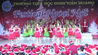 TH ĐTH - Noel 2015  Santa Claus Is Coming To Town